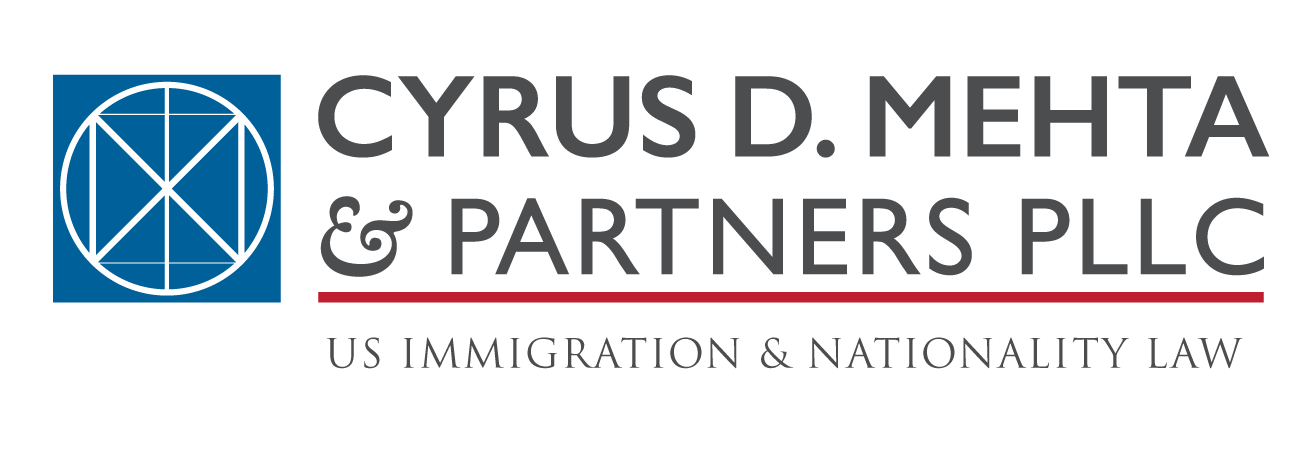 September 2018 Immigration Update | Cyrus D Mehta & Partners